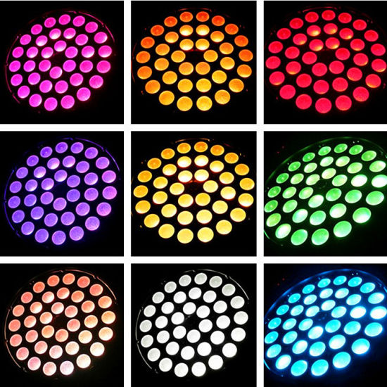 36PCS*10W LED Wash Moving Head Light pictures & photos