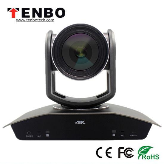 China 4K 30fps and 1080P 60fps 12X Optical Zoom 12X Digital Zoom