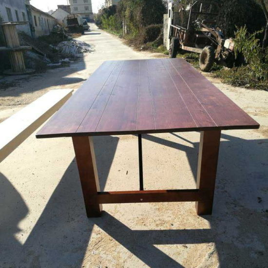 round wood outdoor table. Modren Wood Quality Solid Wood Outdoor Folding Farmhouse Wedding Banquet Table And Round