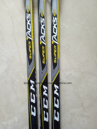 CCM Super Tacks2.0 High Quality Ice Hockey Sticks Made in China pictures & photos