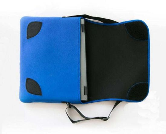 15.6 Inch Neoprene Laptop Case with Handle Sh-16042636 pictures & photos