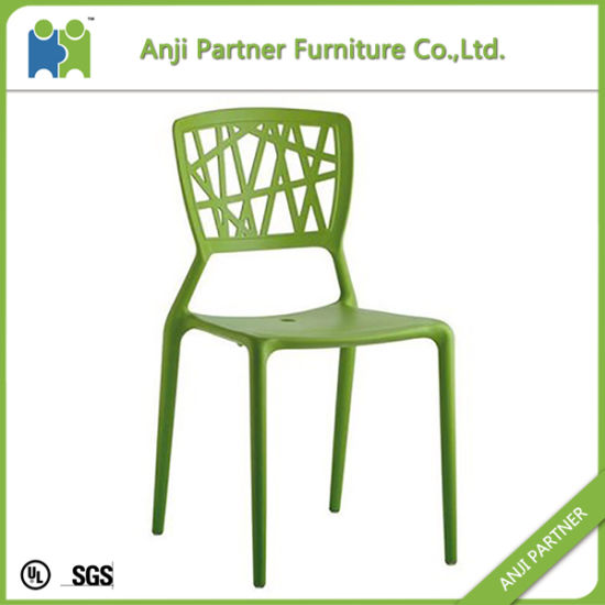 Irregular Back Design Plastic Dining Chair (Merbok) pictures & photos
