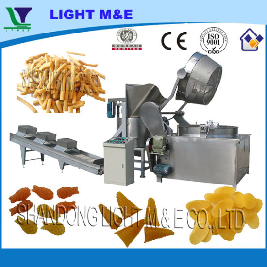 Fried Food Processing Line pictures & photos