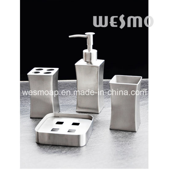 Matt Finish With Slim Waist Stainless Steel Bath Set Wbs0815a
