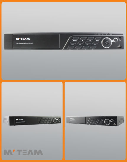 Mvteam 16 Channel DVR Full 1080P HD Standalone DVR Free Cms Software (6516H80P) pictures & photos