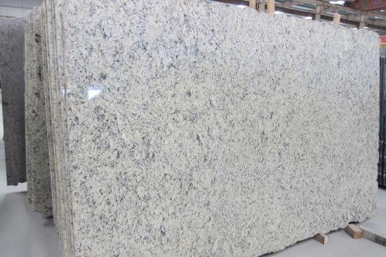 Wholesale Natural Stone Polished Granite Slabs Ornamental White Granite Price
