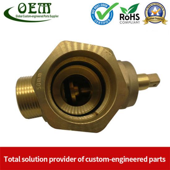 Copper Brass CNC Machining Parts
