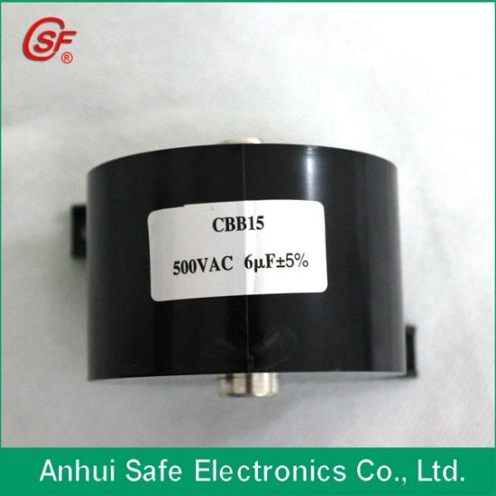 1200VDC 1UF Cbb15 Welding Inverter Frun Motore Capacitor