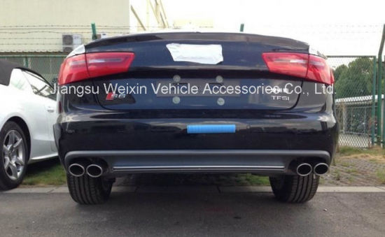 "High Quality S6 2013-2014"" Rear Bumper Lip pictures & photos"