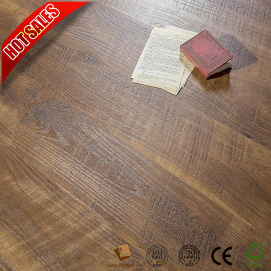 China 2mm Aqua Lock Pvc Flooring Waterproof Commercial High Quality