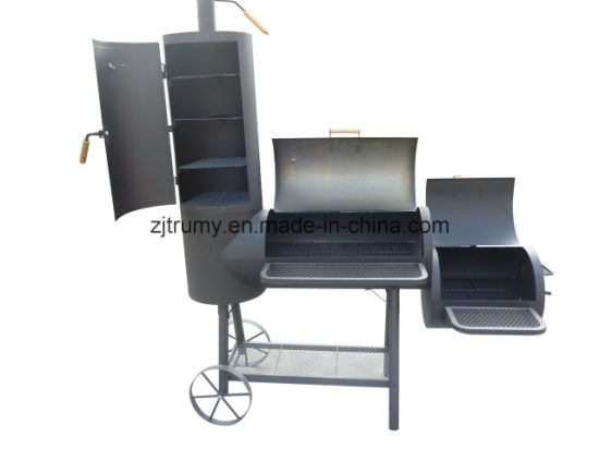 Vertical BBQ Smoker Grill pictures & photos