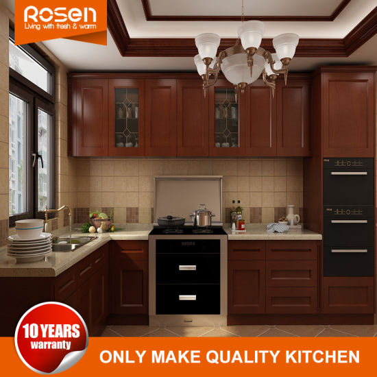 American Style Standard Customized Solid Wood Kitchen Cabinets Furniture China Modern Kitchen Cabinet Home Furniture Made In China Com