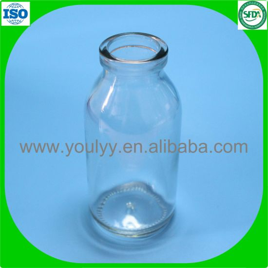 100ml Transparent Infusion Bottle pictures & photos