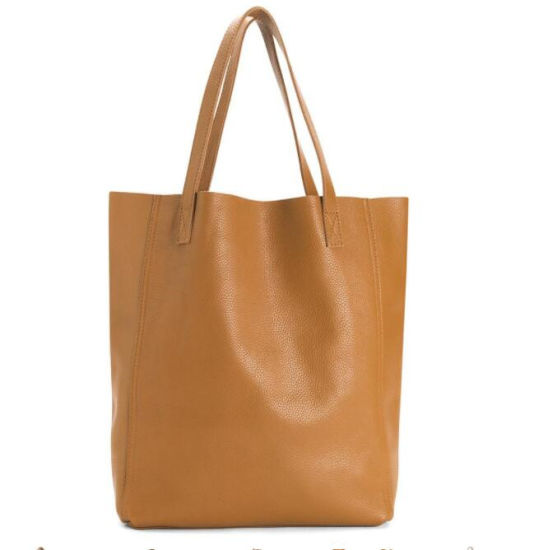 Italian Leather Handbags Genuine Tote Bag Designer Hand