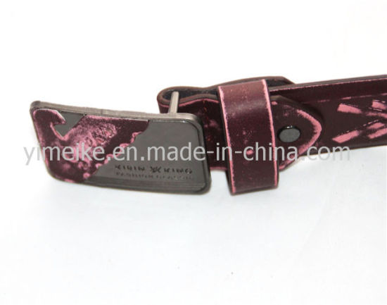 2016 Upscale Designer High Quality PU Leather Belt for Men pictures & photos