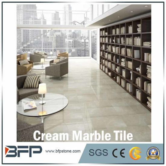 Building Material Chinese Stone Marble Floor Tile (Polished & Glazed)