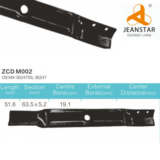 Wholesale Ariens Lawn Mower Blade Replacement/Zcd-Ariens-M001