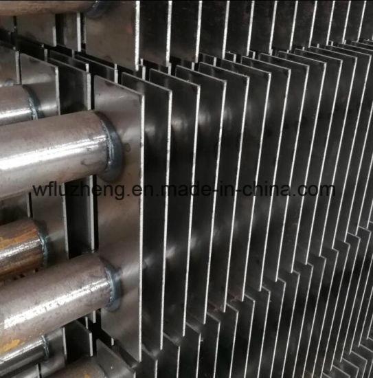 Aluminum Air Cooler Fin Tube, Steel Fins, Finned ASME SA179 SA192 SA210  Seamless Steel Tube