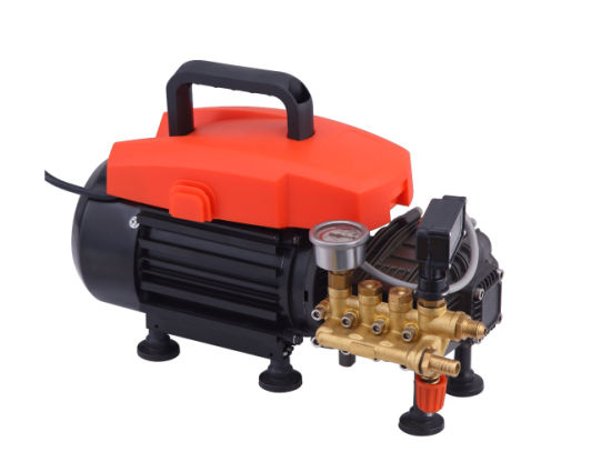 Red Portable High Pressure Cleaning Machine