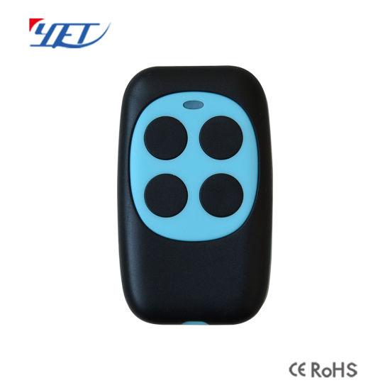 Electric Cloning Universal Gate Garage Door Remote Control Fob 433mhz Key Fob WE