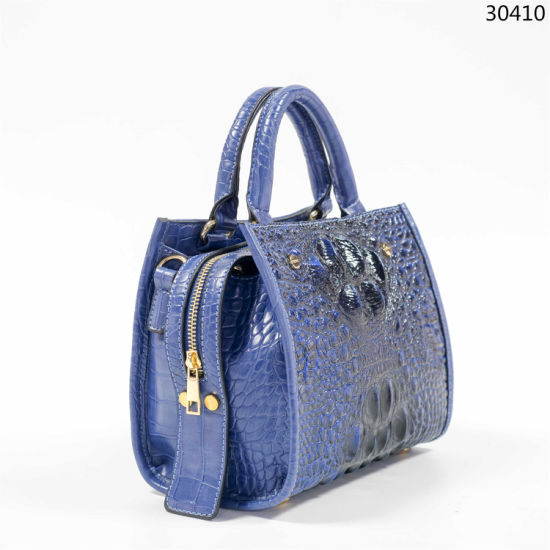 2019 New Fashion Discount Brand Women Bags Wholesale Crocodile Handbag Tote From Guangzhou Market (30410) pictures & photos