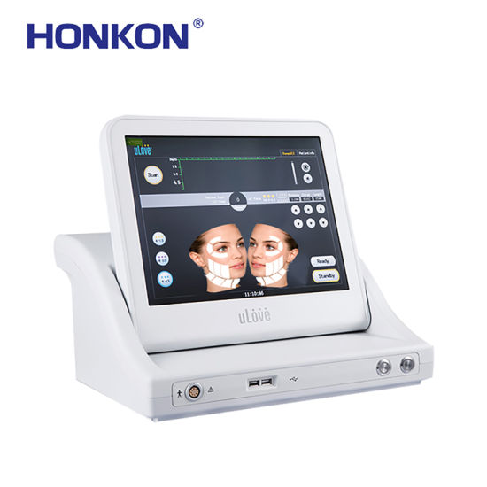 High Quality Facial Skin Rejuvenation Hifu Treatment Beauty Equipment