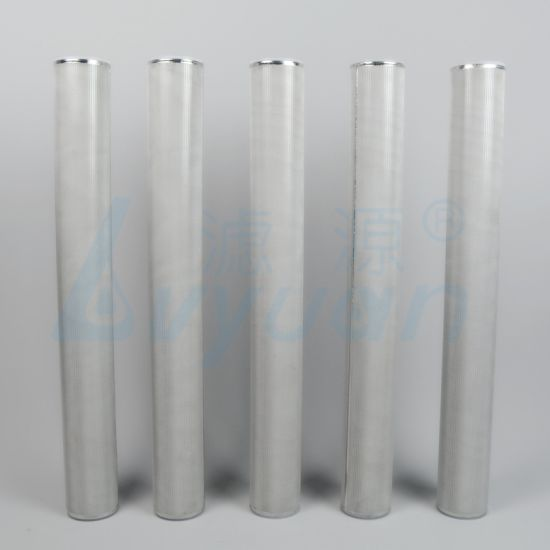 Sintered Stainless Steel Filter Element for Liquid Filtration