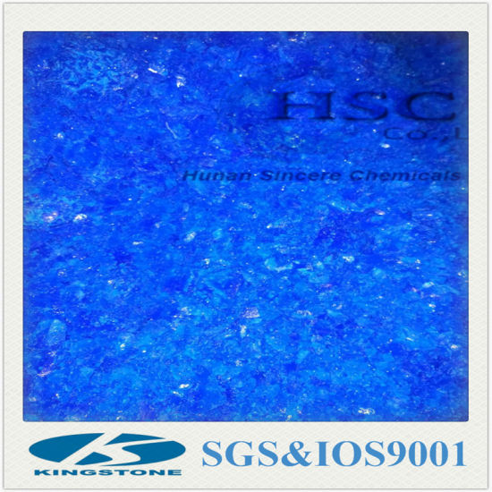 Copper Sulphate Copper Sulfate Pentahydrate Feed Grade From Manufacturer pictures & photos