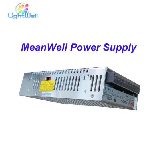Meanwell RGB LED Sign Switching Power Supply 5V 200W for Outdoor Indoor LED Display Screen