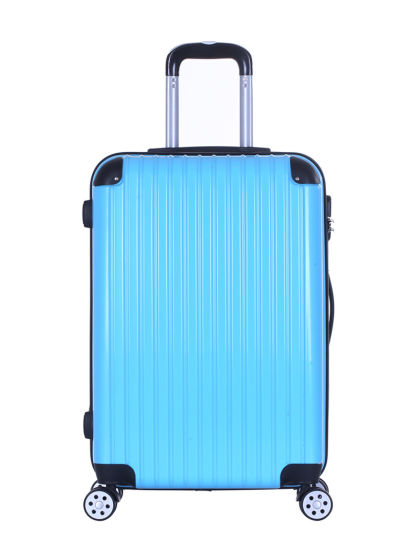 Hotsale Design Trolley Case, Promotional Cabin Size ABS+PC Luggage (XHP057)