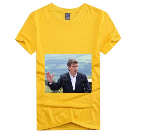 93538fc54bf8 OEM Custom Logo New Design Short Sleeve Polo T Shirts Vote Digital Printing  Tshirt Election Shirt