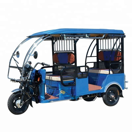 Electric Tricycle for Bangladesh and Indian Market
