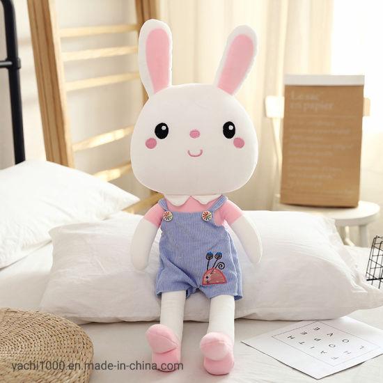 Stuffed Soft Animal Plush Bunnies Kids Toy