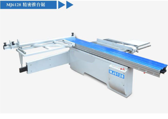 Timber Processing Machinery Woodworking/Wood/Wooden Machine Cutting Machine Precision Sliding Table Saw Panel Saw Woodworking Saw Machine