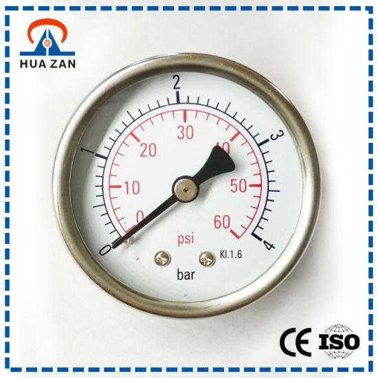 China Steam Pressure Gauge Manufacturer 2.0 Inches Steam Boiler ...