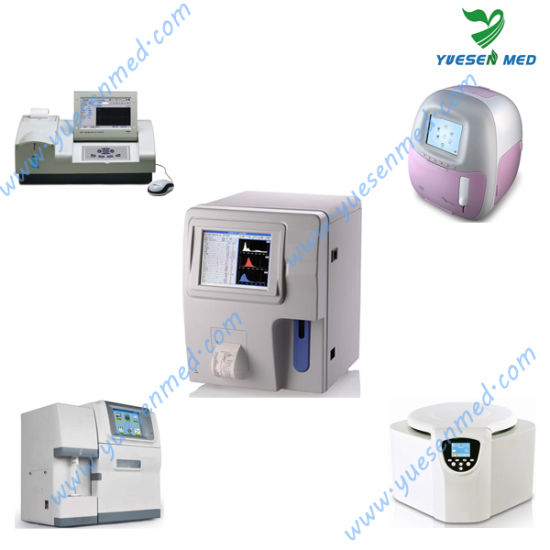 Yste-M03 Medical Lab Equipment Elisa Microplate Reader pictures & photos