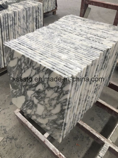 Greece Arabescato Marble Tiles for Wall and Flooring Polished pictures & photos