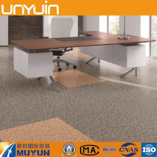 PVC Flooring, Vinyl Tile Carpet PVC Floor Covering, Building Material