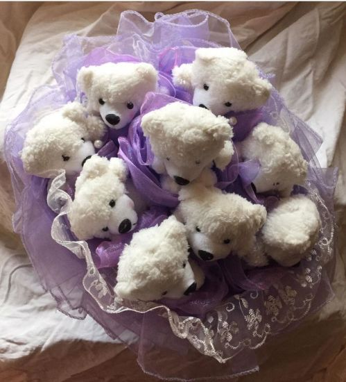 Lovely Plush Toy Bouquet for Gifts pictures & photos