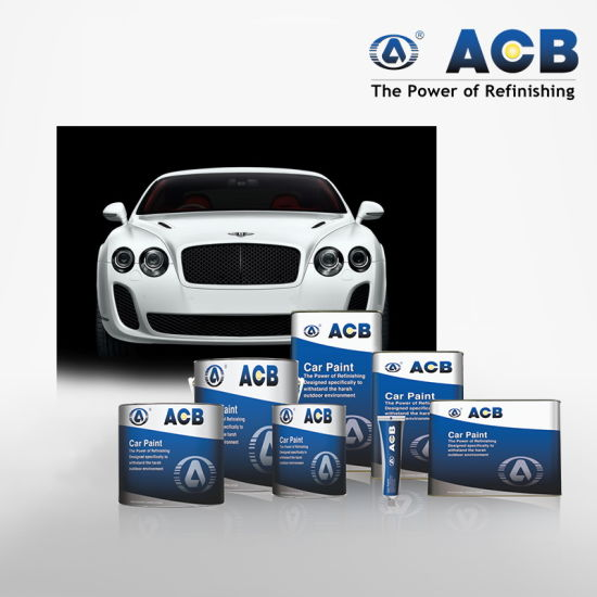 Automotive Coatings Formula Auto Industrial Paint Putty pictures & photos