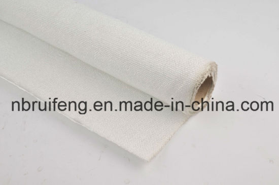 Texturized Fiberglass Woven Cloth Used in Industrial pictures & photos