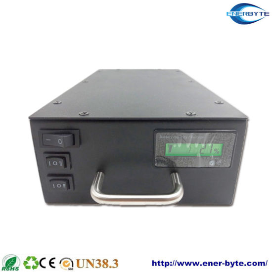 12V 24V 36V 48V 50V 60V 72V LiFePO4 Battery 20ah 30ah 40ah 50ah 60ah LiFePO4 Battery Pack Lithium Ion Battery for Power Supply Unit