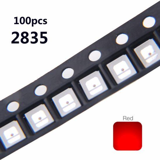 SMD 2835 LED Chip Red Light LED Light Emitting Diode