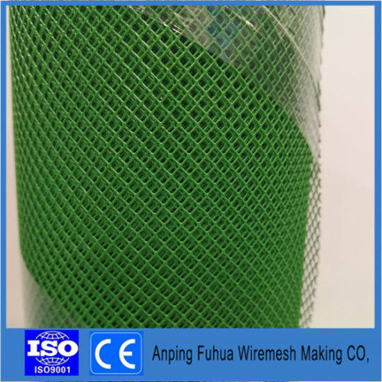 PVC Coated Expanded Metal Mesh Exported to Egypt Market