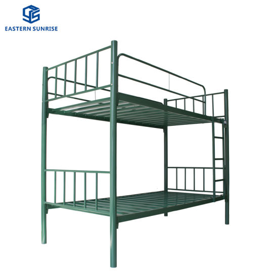 School Furniture Students Painting Metal Bunk Bed China