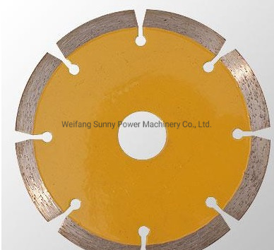 Factory of Diamond Circular Saw Blades for Dry Cutting Stone
