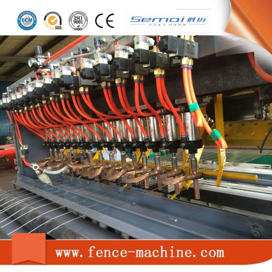 Automatic Highway Panel Fence Welding Machine pictures & photos