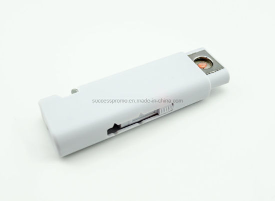Automatic Windproof USB Cigarette Lighter with Bottle Opener pictures & photos