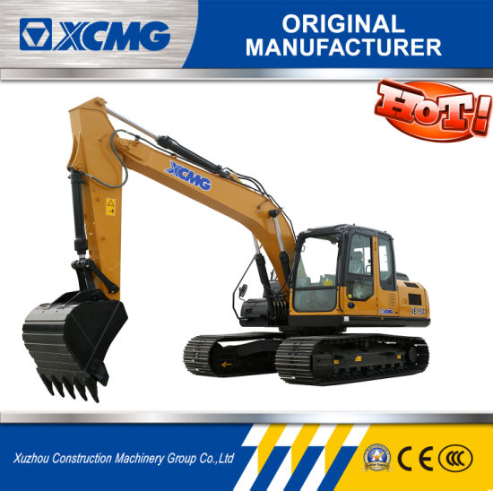 XCMG Official 1.5ton-400ton Hydraulic Excavator Crawler Excavator for Sale pictures & photos