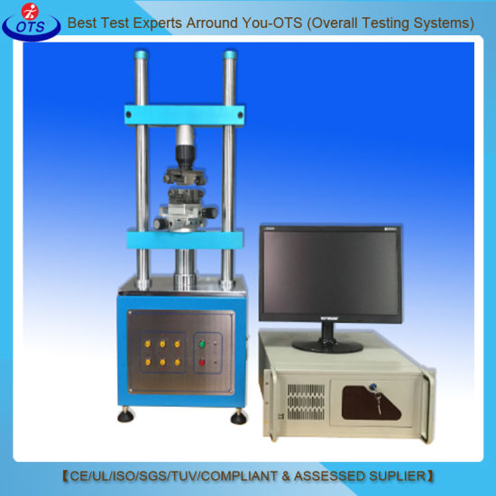 Computer Automatic Push Pull Insertion Force Tensile Testing Machine
